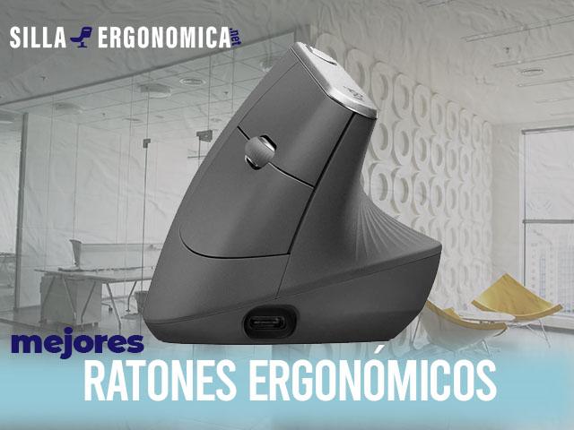 Mejores ratones ergonómicos