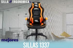 Las mejores sillas 1337 industries del mercado