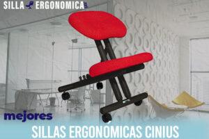 Las mejores sillas ergonómicas Cinius del mercado