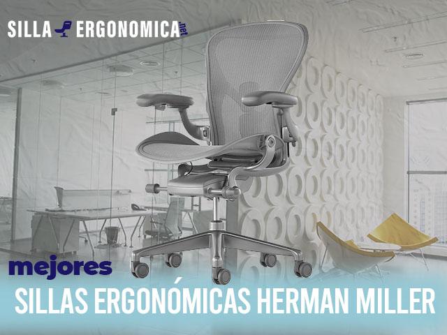 mejores sillas Herman Miller