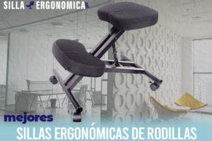 Las mejores sillas ergonómicas de rodillas del mercado