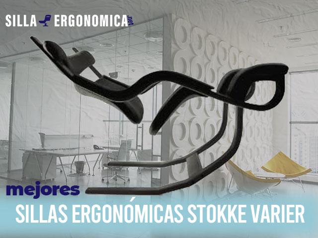 mejores sillas ergonómicas Stokke Varier