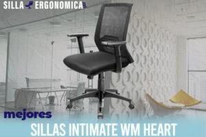 Las mejores sillas Intimate WM Heart del 2021