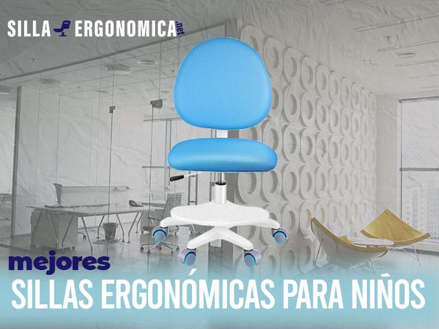 mejores sillas ergonómicas para niños