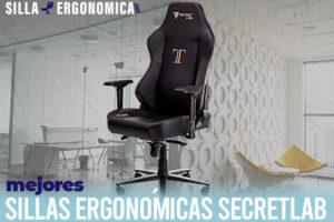 Las mejores sillas Secretlab del mercado