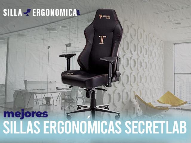 mejores sillas Secretlab