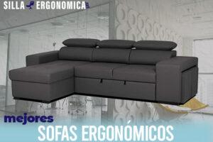 Los mejores sofás ergonómicos del mercado