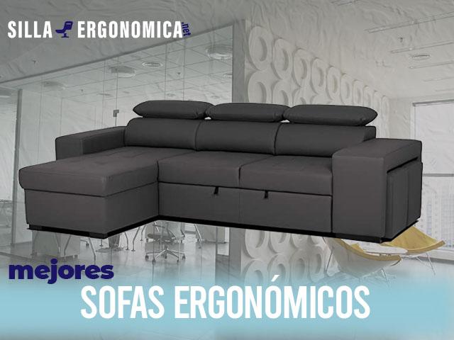 mejores sofás ergonómicos