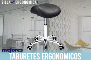 Los mejores taburetes ergonómicos del mercado