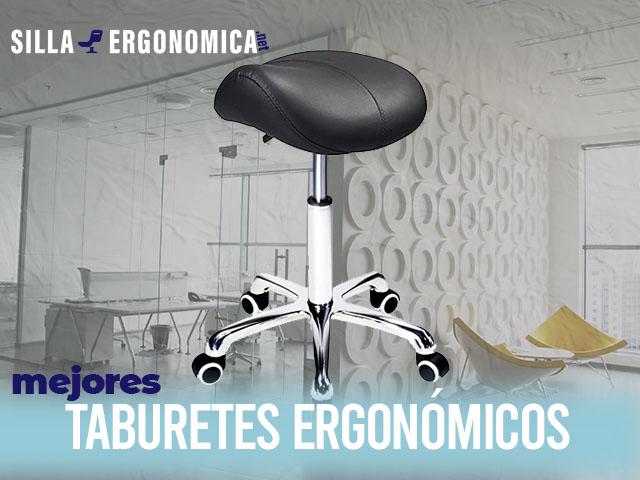 mejores taburetes ergonómicos
